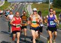 Vroč in dobrodelen 25. Mali maraton Državnosti v Celju