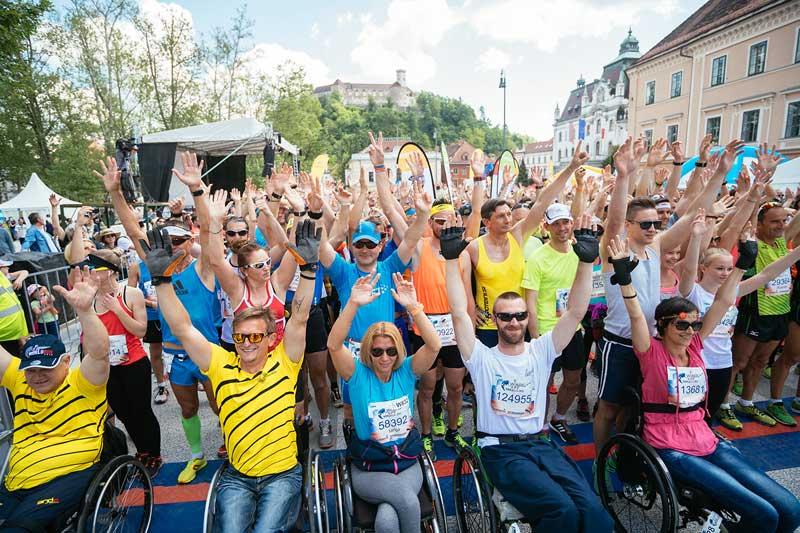 Wings for Life World Run – prvič preko 80 km!