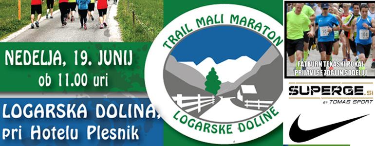 Vrhunski tekaški dogodek v neokrnjeni naravi krajinskega parka Logarska dolina