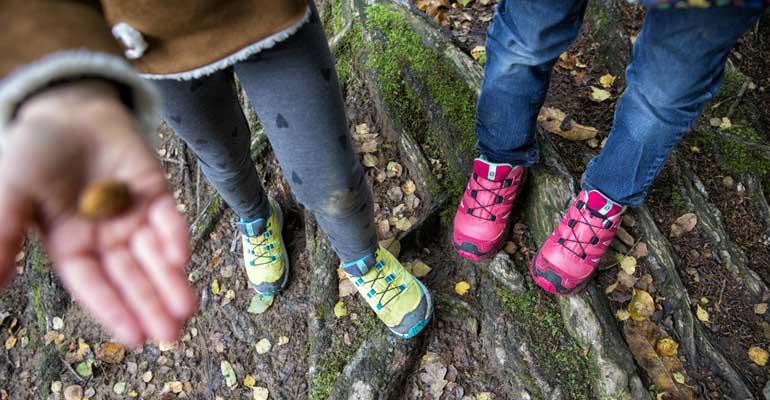 Nova Salomon otroška obutev