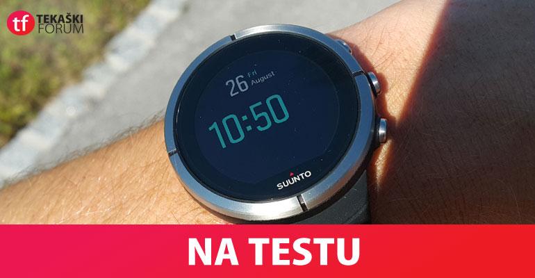 Testirali smo: multišportna ura Suunto Spartan Ultra