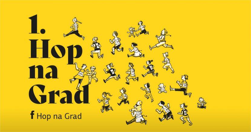 Dobrodelni tekaški dogodek Hop na Grad za nakup endoskopa