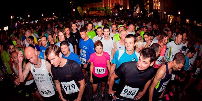 Tekaški spektakel v centru Ljubljane bo 8. septembra