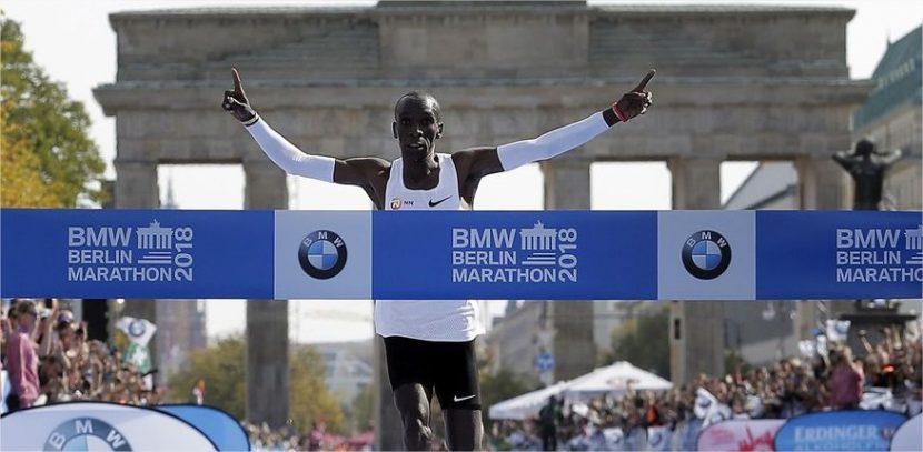 Nov svetovni rekord na maratonu v Berlinu