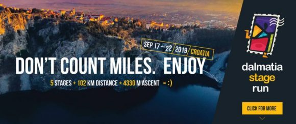 Dalmatia Stage Run 2019