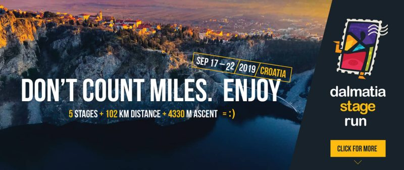 Dalmatia Stage Run 2019